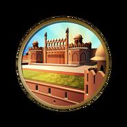 德里紅堡 (文明5)