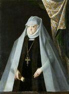 Portrait of Queen Anna Jagiellon (Civ6)