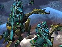 Xeno Cavalry (CivBE)