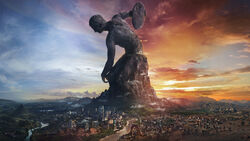 Civilization VI - Rise and Fall promotional poster.jpg