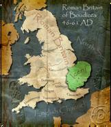 Celts map (Civ5)