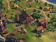 Camp and Plantation Industry (Civ6)