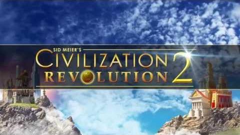 Civilization Revolution 2 Launch Trailer - deutsch