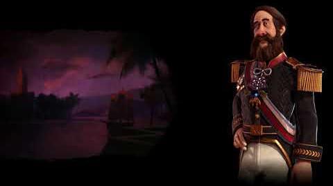 Civilization VI OST - Brazil (Pedro II) - Atomic Theme - Brejeiro