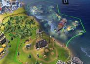 National Park in-game (Civ6)