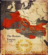 Rome map (Civ5)