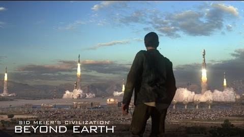 """Cinemática oficial de Civilization Beyond Earth – """"The Chosen""""-0"""