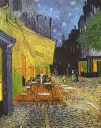 Café Terrace at Night (Civ6)