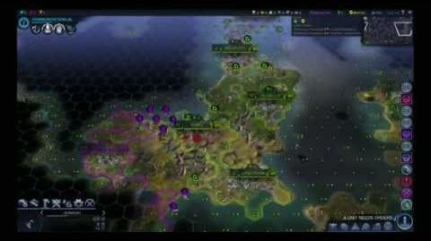 Sid Meier's Civilization Beyond Earth - Livestream 6 - Faction Strategies with MadDjinn