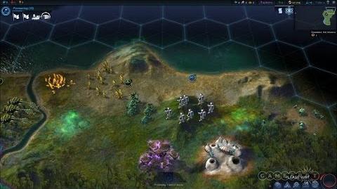 Sid Meier's Civilization Beyond Earth Stage Demo - E3 2014