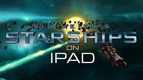 Sid Meier's Starships on iPad