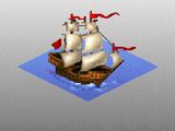 Galleon (Civ2)