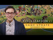 Civilization VI Game Update - December 2020
