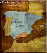 Spain map (Civ5)
