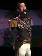 Pedro II - First Look video screenshot (Civ6)