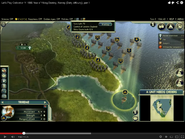 1066 Viking Scenario turn 1 (Civ5)