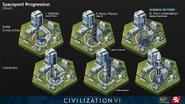 Spaceport Progression