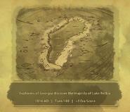 Historic Moment Lake Retba (Civ6)