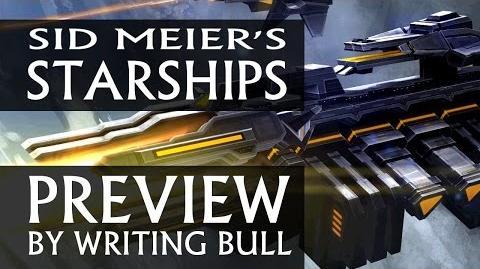 Preview Sid Meier's Starships deutsch