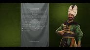 Suleiman loadscreen (Civ6)
