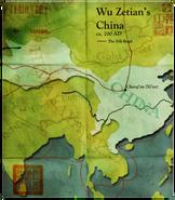 China map (Civ5)