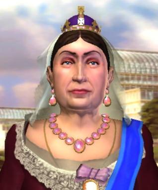 Queen Victoria - Civilization 6 (VI) Wiki