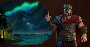 CivilizationVI Norway Hardrada Hero
