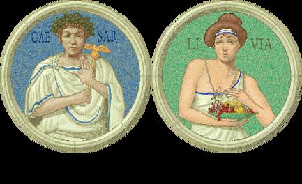 Julius Caesar and Livia (Civ2).png
