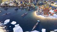Civ6 U-Boat in game