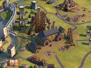 Mine and Quarry Industry (Civ6)
