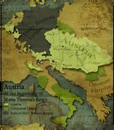 Austria map (Civ5)