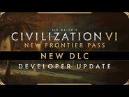 Civilization VI - November 2020 DLC - New Frontier Pass