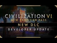 Civilization VI - March 2021 DLC - New Frontier Pass