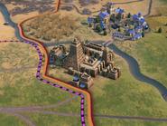 University of Sankore in-game (Civ6)