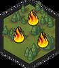 Burning Forest (Civ6)