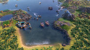 Civ6 Bireme In-Game