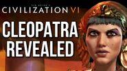 Civilization VI Cleopatra Revealed