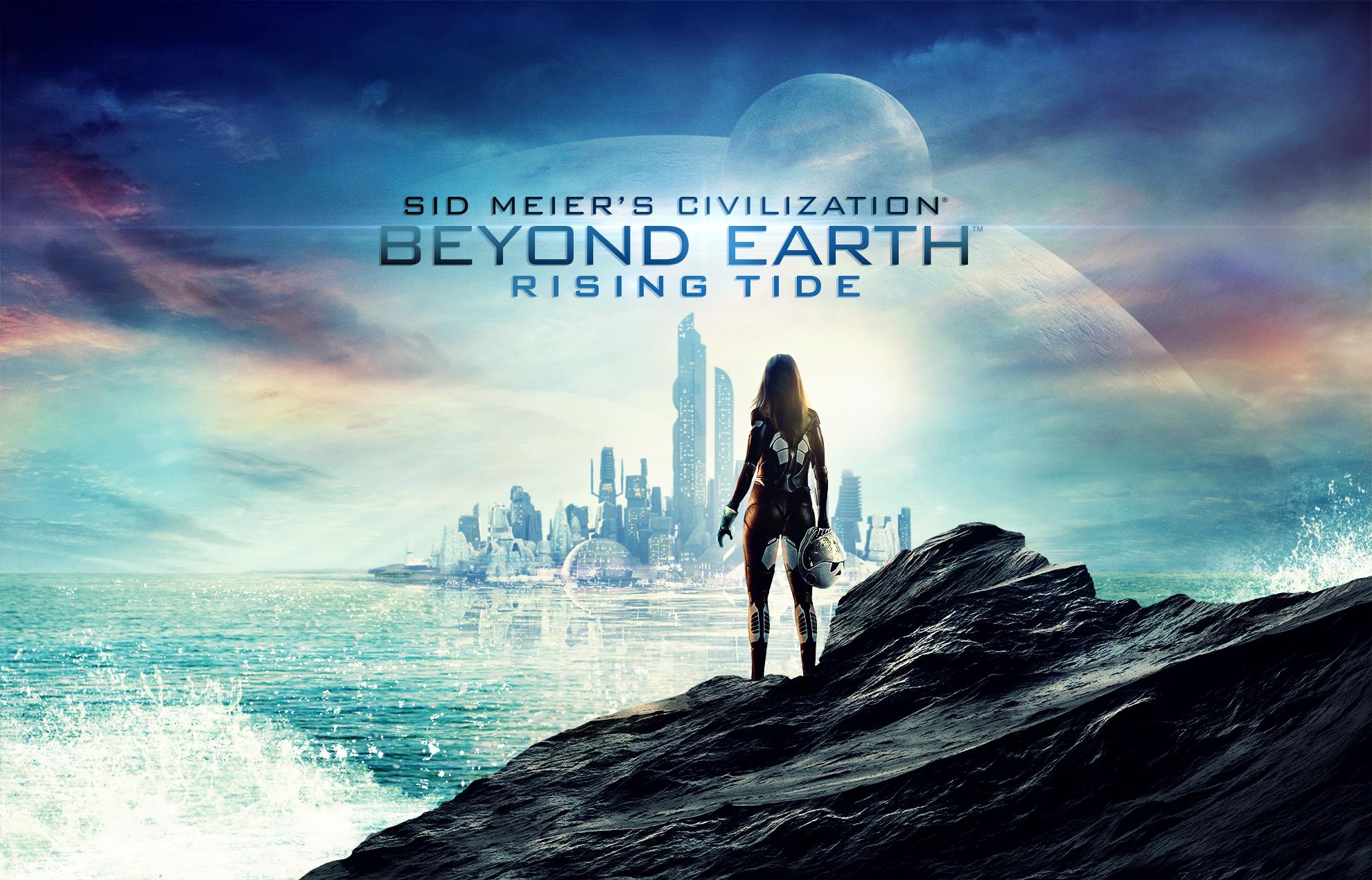 Davehinkle/2K Announces Sid Meier's Civilization: Beyond Earth - Rising Tide Expansion Pack