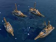 Fishing Boat Corporation (Civ6)