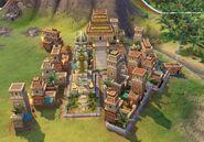 Aztec capital