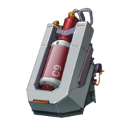 Clean Air Generator artifact (Rising Tide)