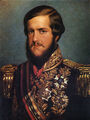 Pedro II in 1850