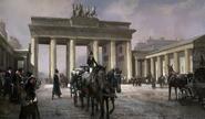 Brandenburg Gate completion art (Civ5)