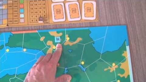 Civilization. Board Game. Part 1 of 2.