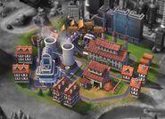 Hansa district screenshot (Civ6)