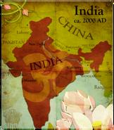 India map (Civ5)
