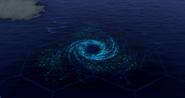 Natural Wonder Bermuda Triangle closeup (Civ6)