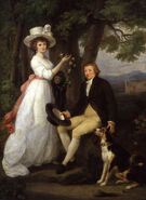 Anna Maria Jenkins and Thomas Jenkins (Civ6)