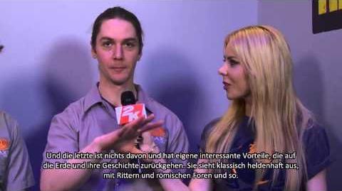 Sid Meier's Civilization Beyond Earth - Firaxis Entwickler Interview auf der PAX East (deutsch)