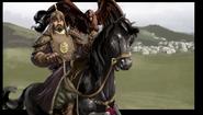 Genghis Khan Concept Art (Civ5)